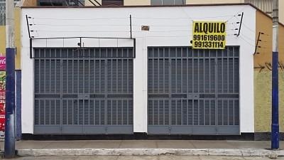 Alquiler De Local En Chorrillos Los Pumas