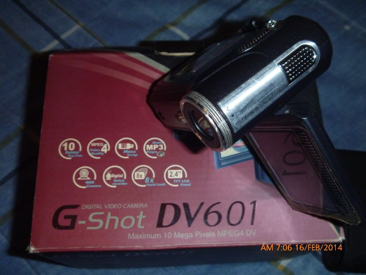 Genius G-Shot Dv601 Инструкция