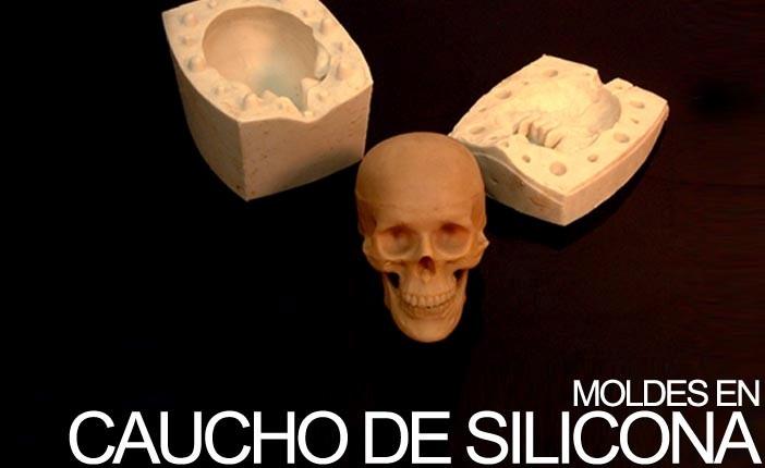Caucho de silicona para moldes y resinas s 35 90 en for Caucho de silicona