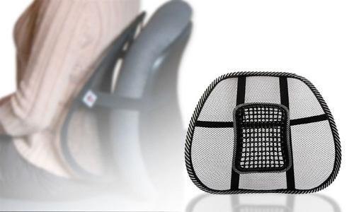 Cojin lumbar para silla oficina dolor de espalda s for Sillas de oficina para problemas de espalda
