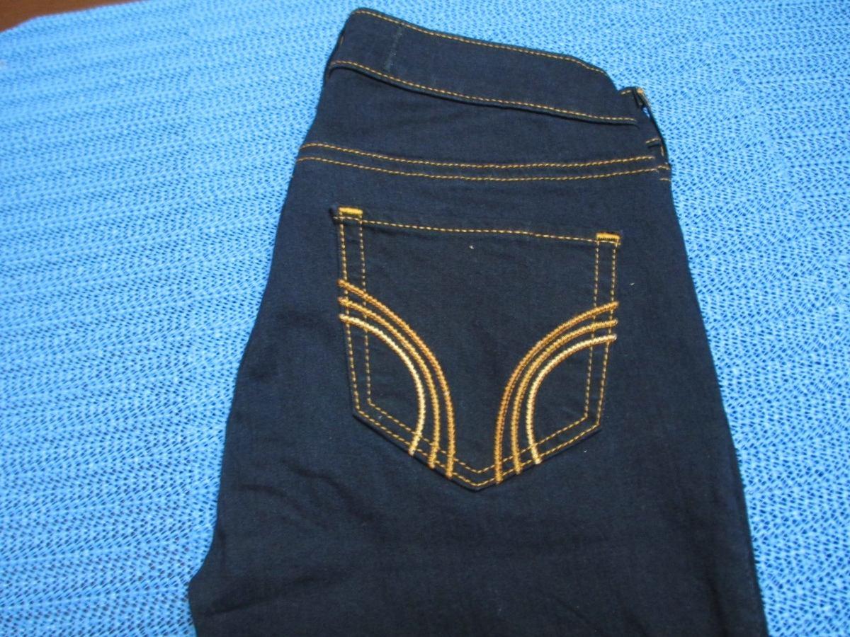 Hollister Pantalon Mujer Talla 3 (28) Modelo Jeggins - S ...