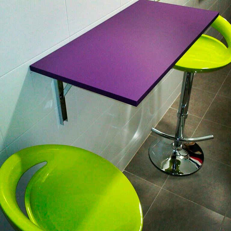 Mesa plegable abatible para cocina s 119 00 en for Mesa plegable mercado libre