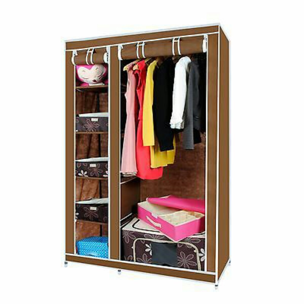 Como hacer un mueble para ropa interior - Mueble para ropa ...