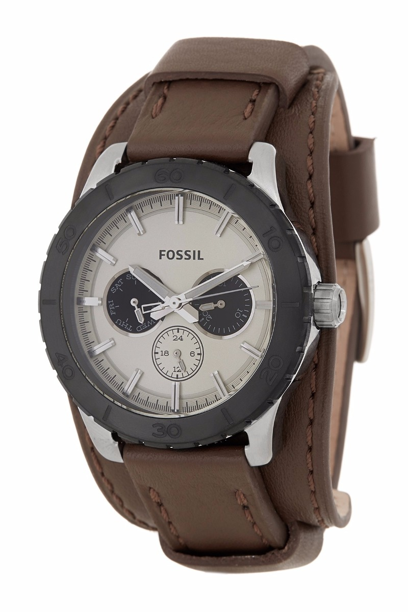 fcf56452720a reloj fossil de cuero