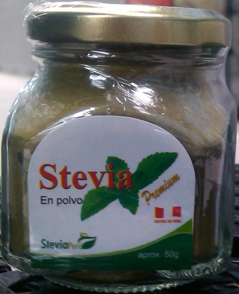 Stevia Premium Con Registro Sanitario De Digesa - S/. 17