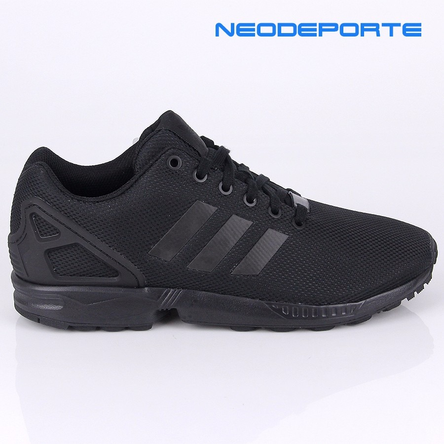 adidas zapatillas hombre urbanas zx flux negro